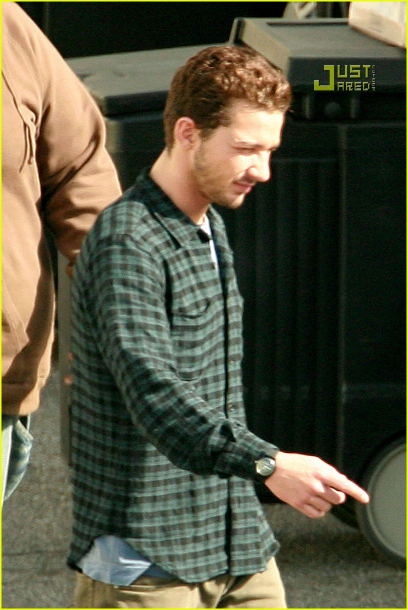 shia labeouf plaid 14757121