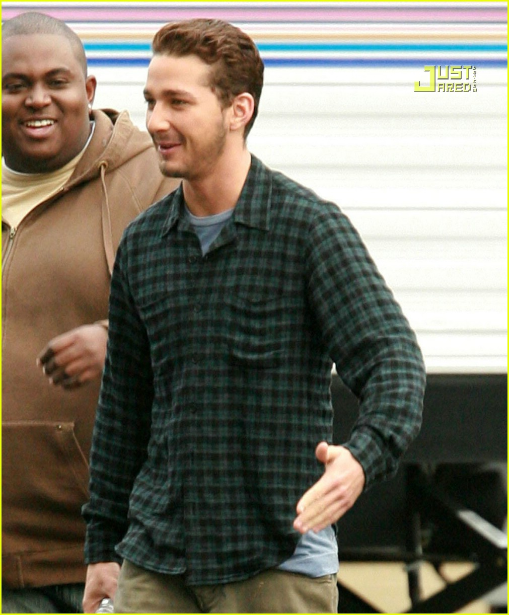 shia labeouf plaid 17757151