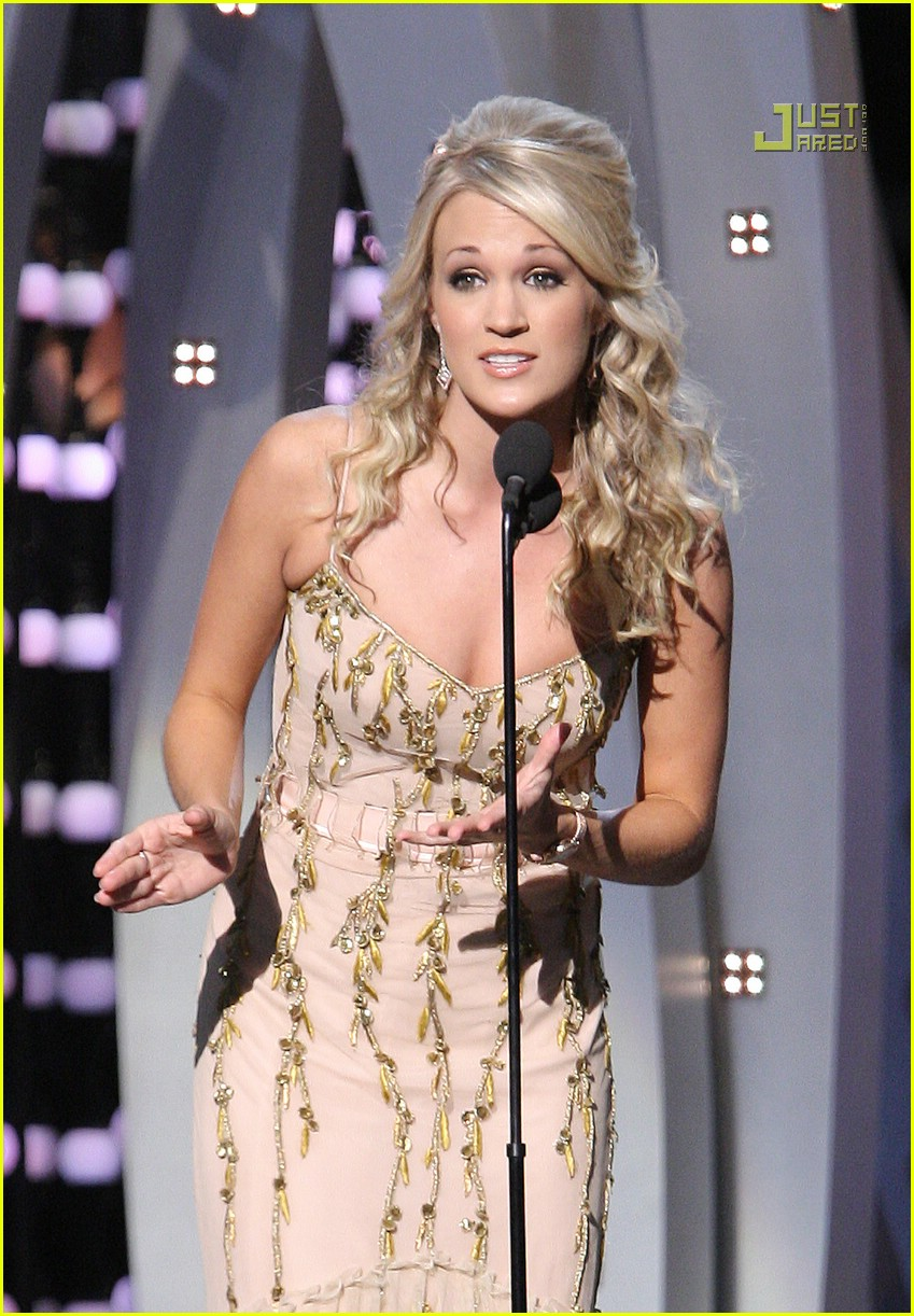carrie underwood cmas performance 2007 12717281