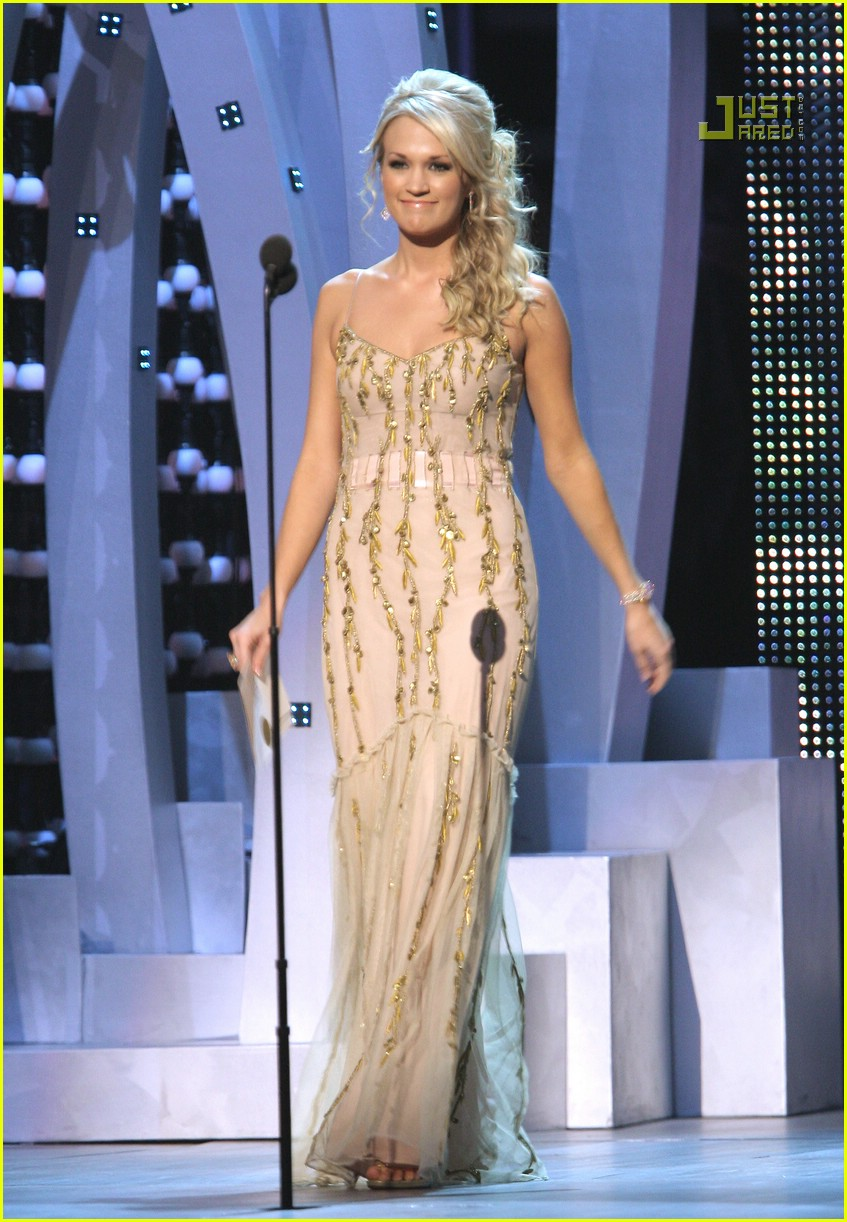 carrie underwood cmas performance 2007 16717321