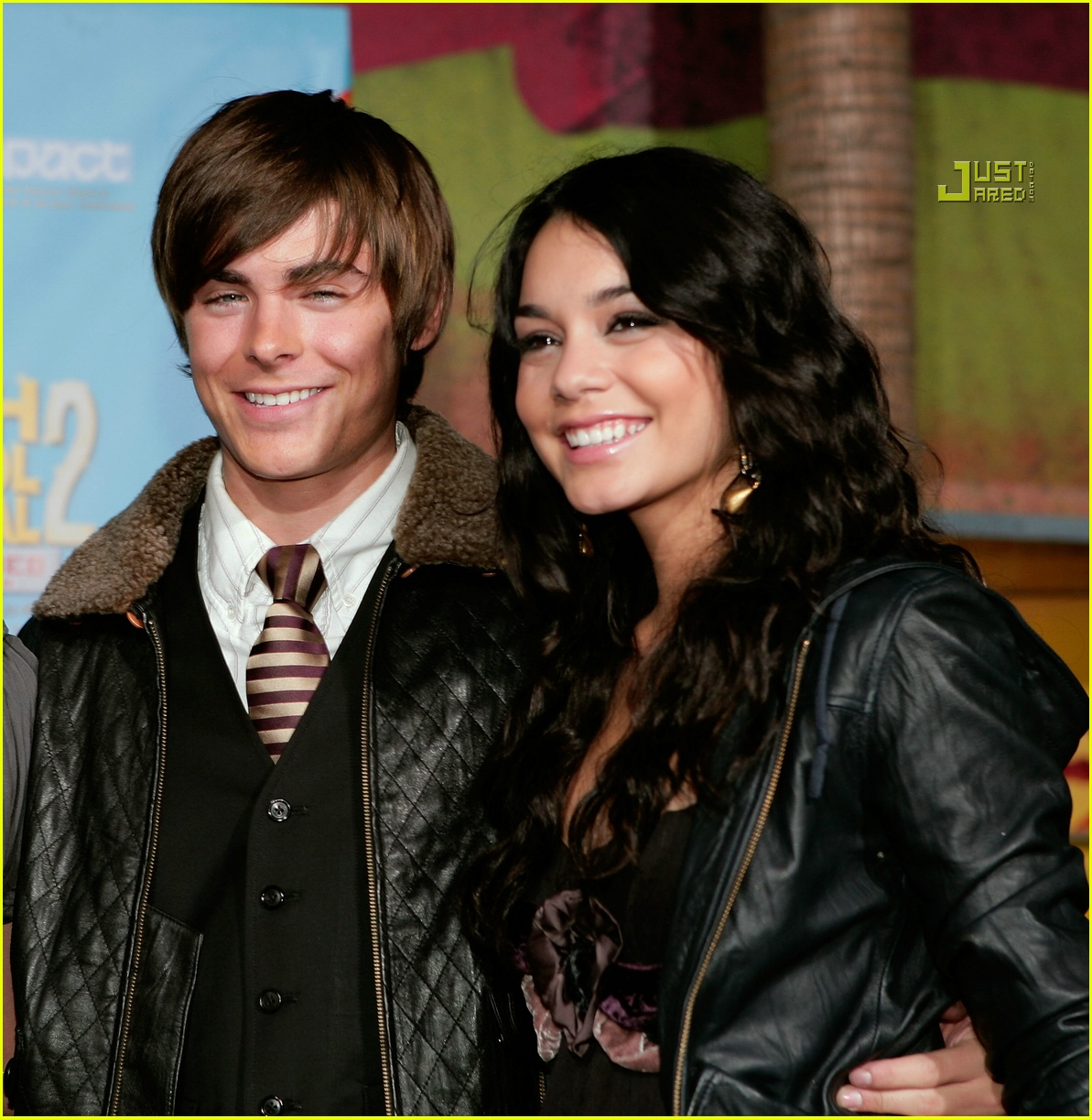 zanessa high school musical 2 dvd release 53