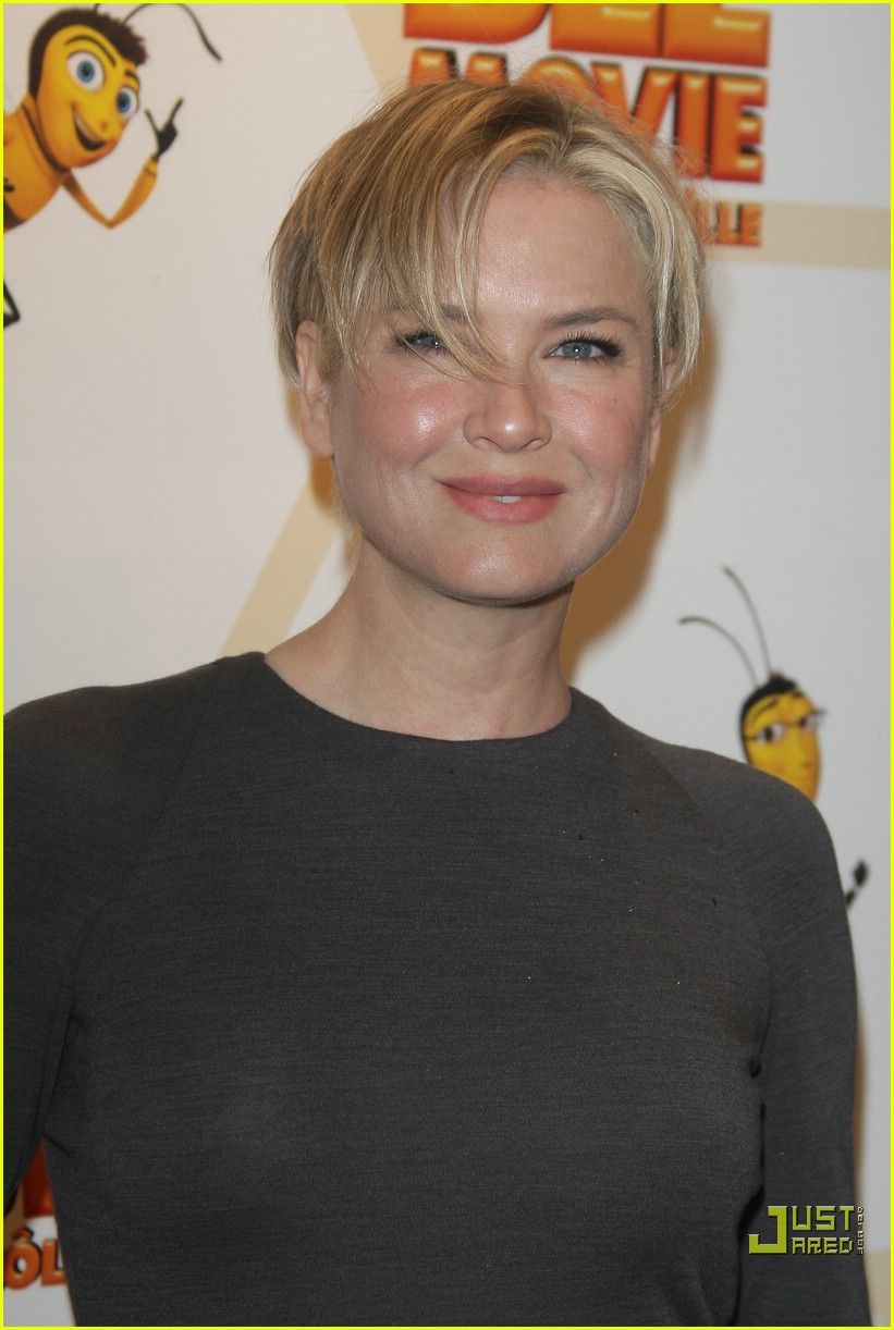 renee zellweger bee movie premiere 13