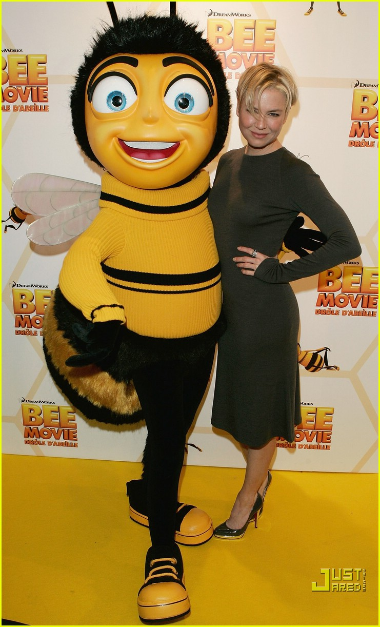 renee zellweger bee movie