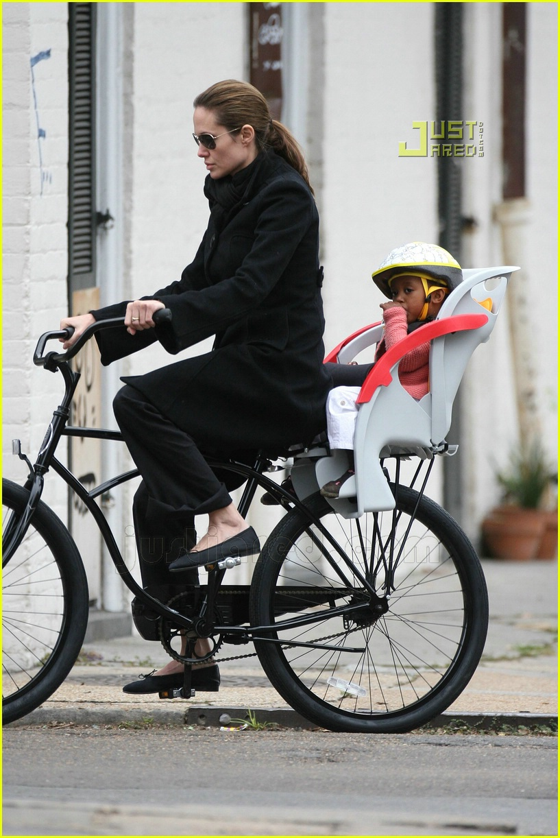 brad pitt bicycle built for four 15814291