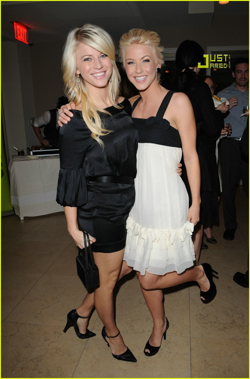 helio castroneves julianne hough party 75