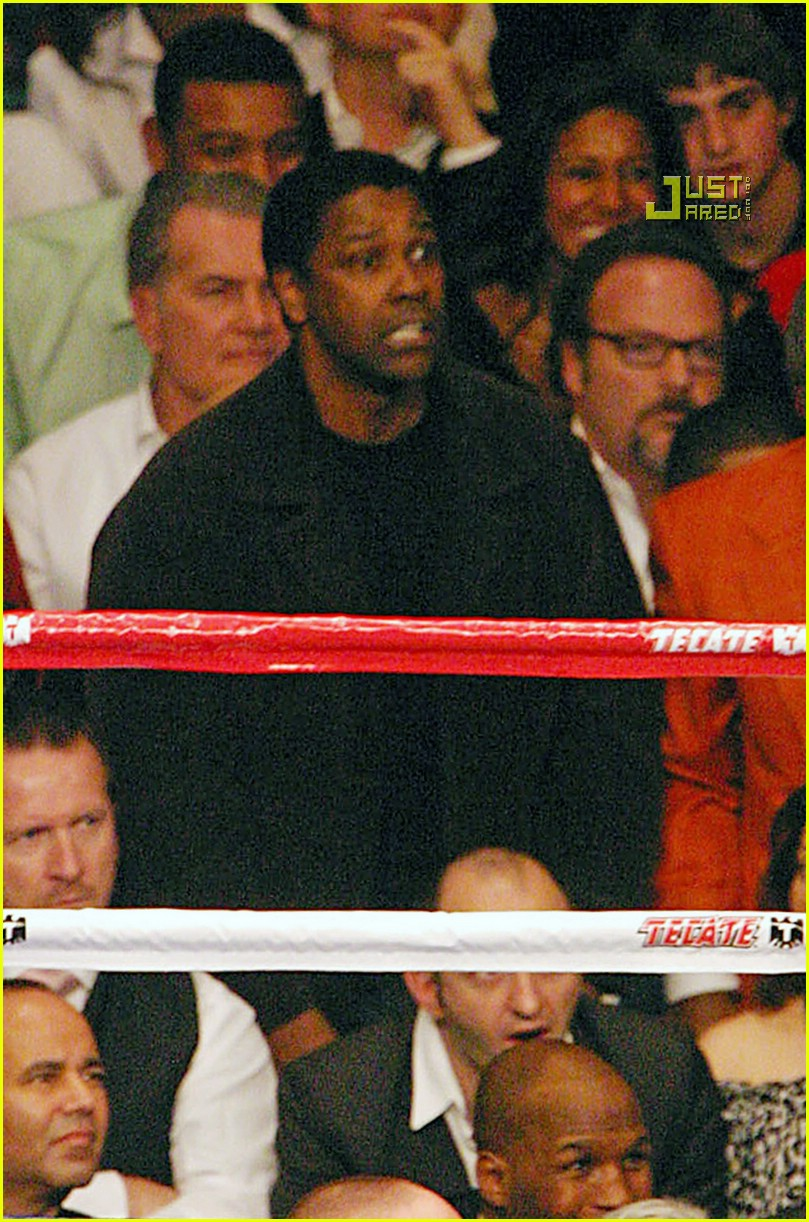 celebrity boxing match 04791701