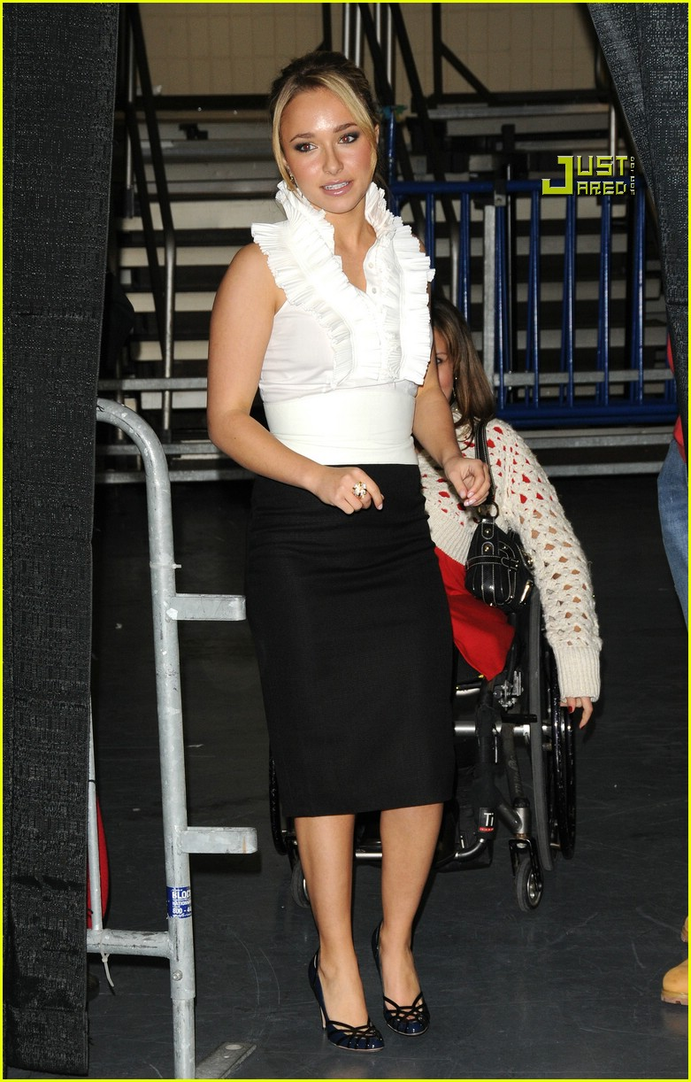 Full Sized Photo of hayden panettiere jingle ball 01 ... Hayden Panettiere Gallery