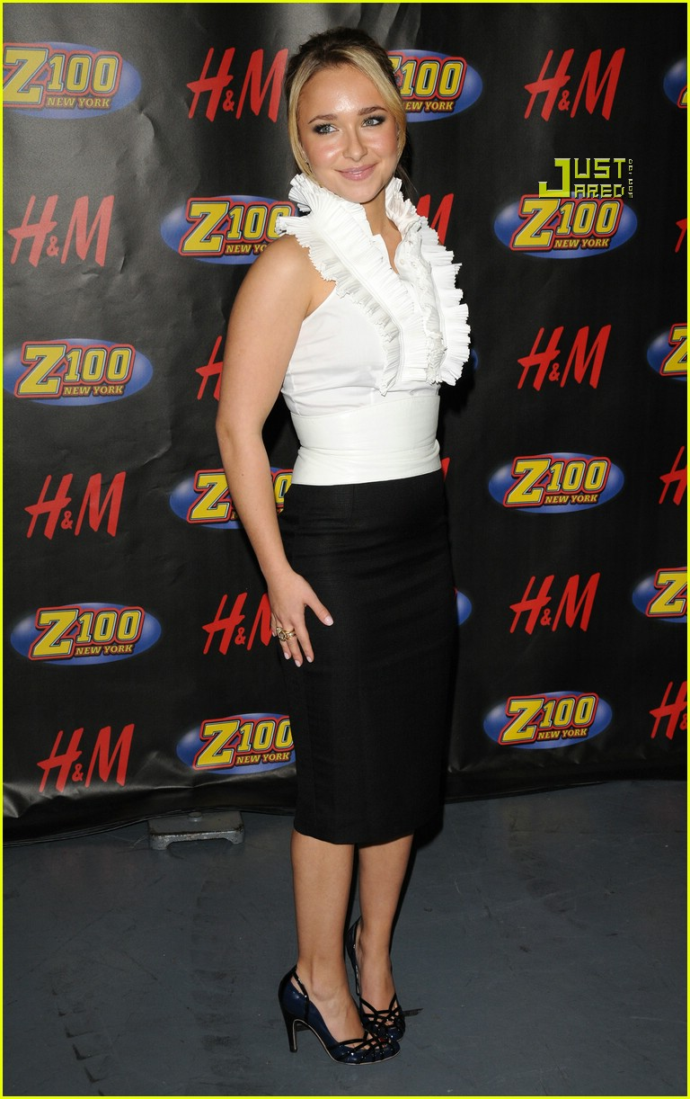 hayden panettiere jingle ball 02804451