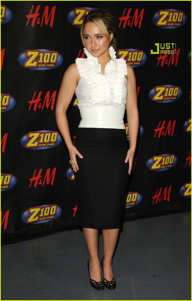 hayden panettiere jingle ball 07804501