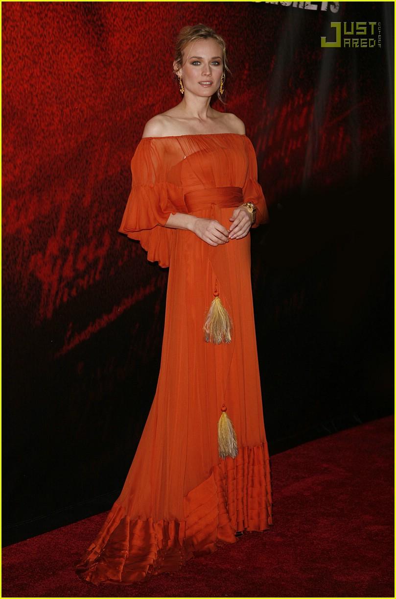 Diane kruger national treasure 2 white house dress