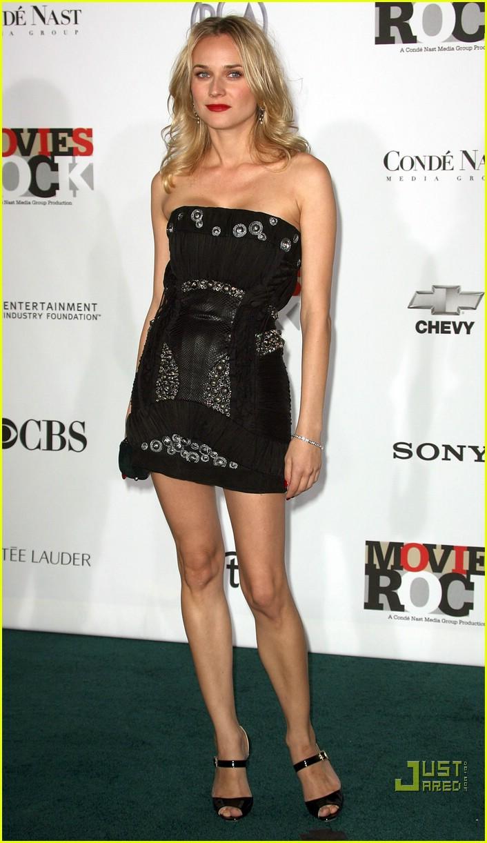 Diane Kruger @ Movies Rock 2007: Photo 777871 | Diane ...