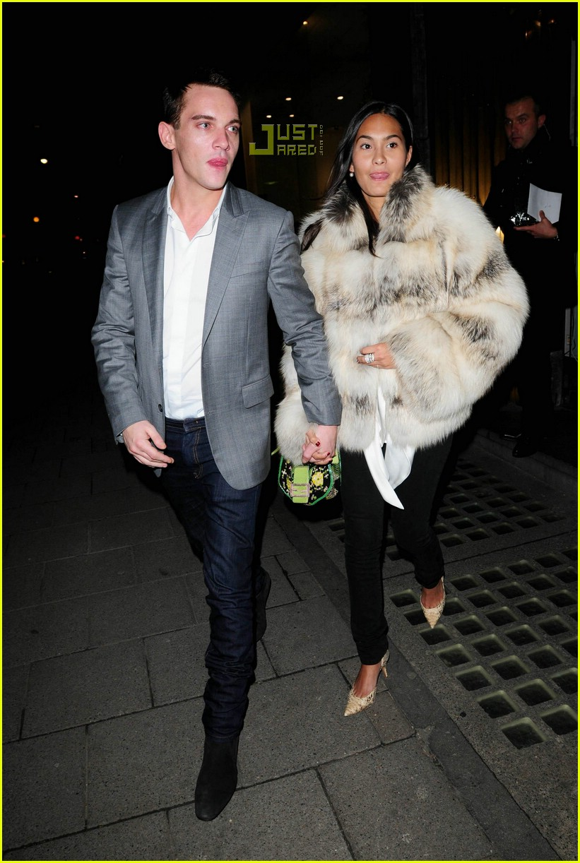Jonathan Rhys Meyers & Reena Hammer: Together Now and ...