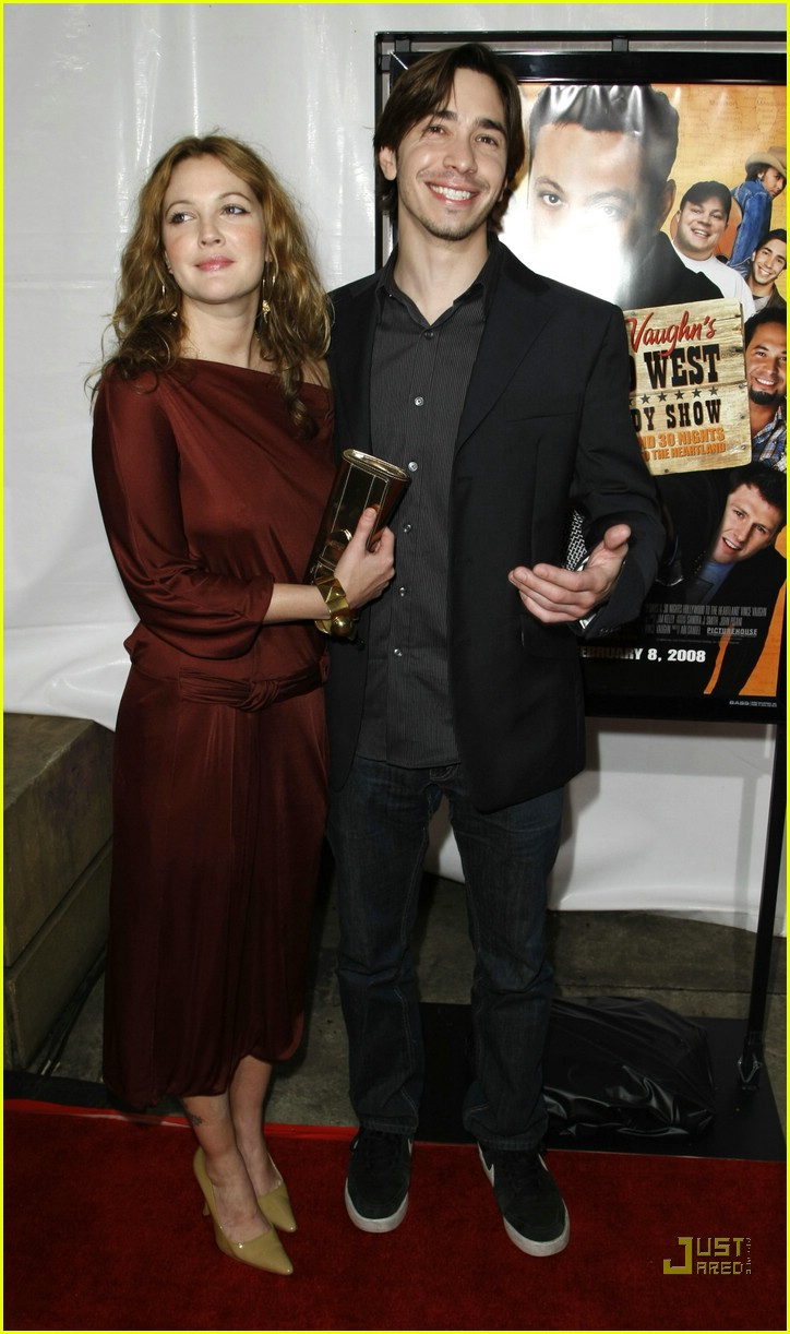 drew barrymore justin long red carpet love 06