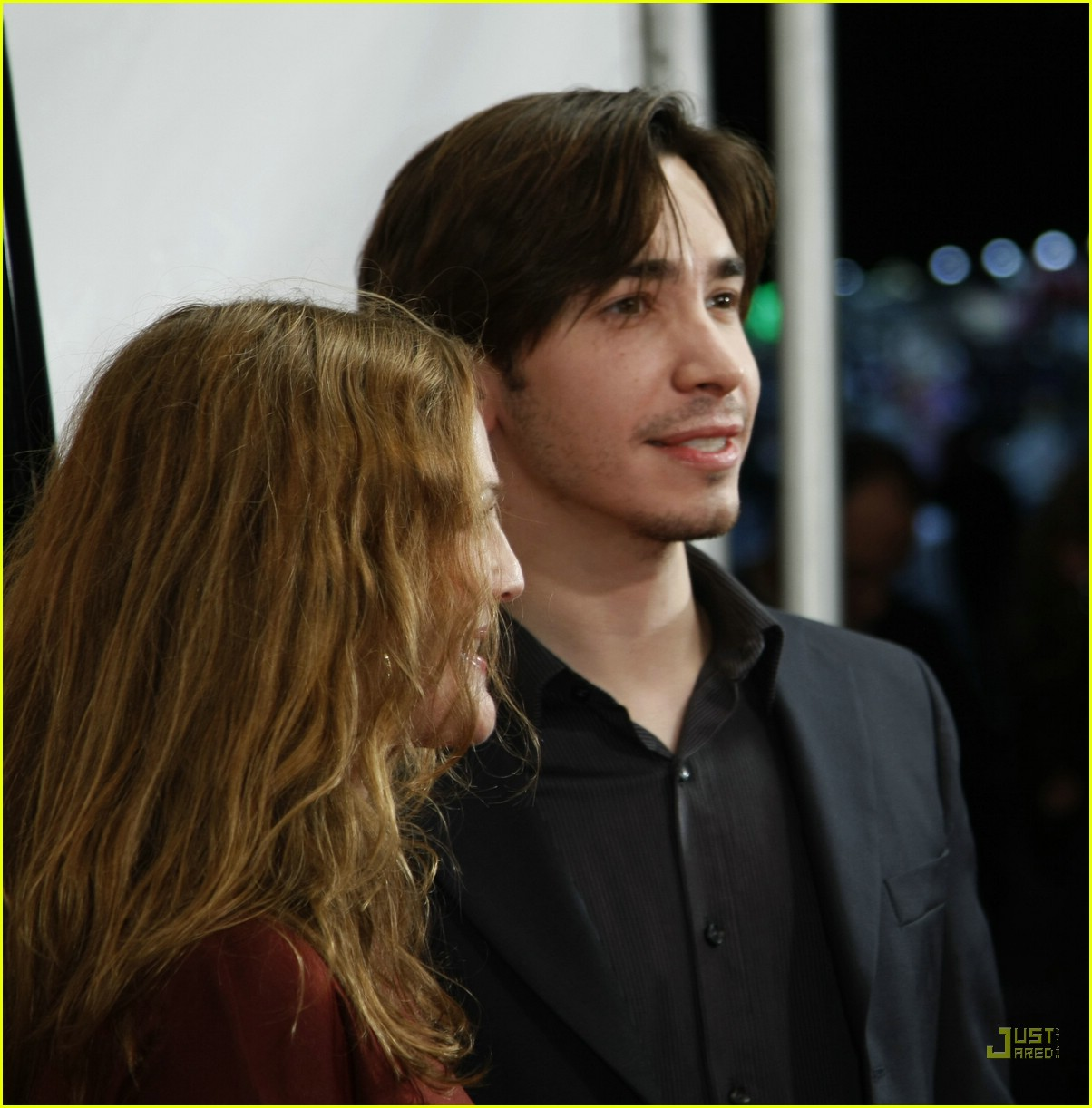 drew barrymore justin long red carpet love 16