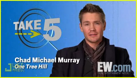 chad michael murray favorite films 02853831