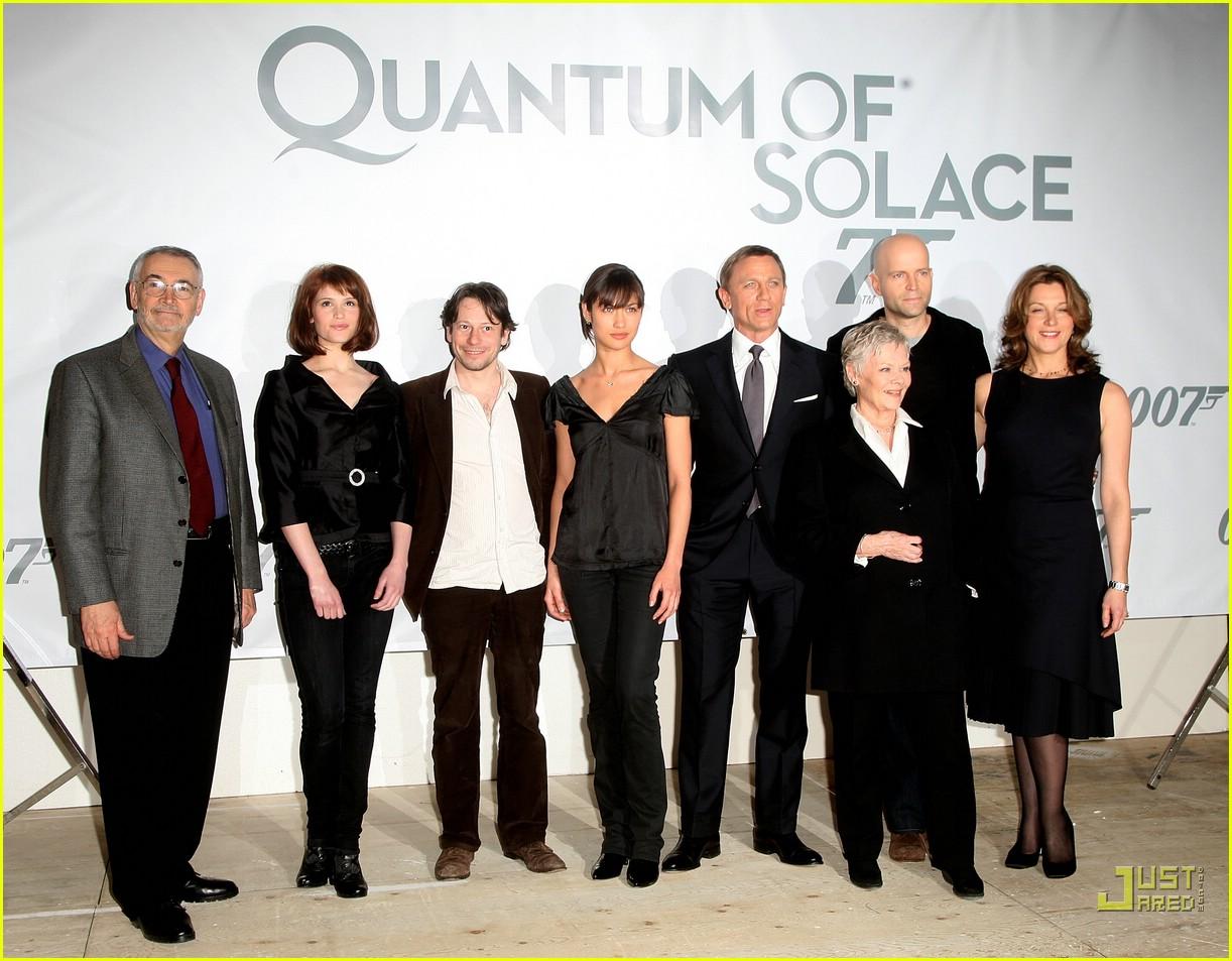 daniel craig quantum of solace 17879571