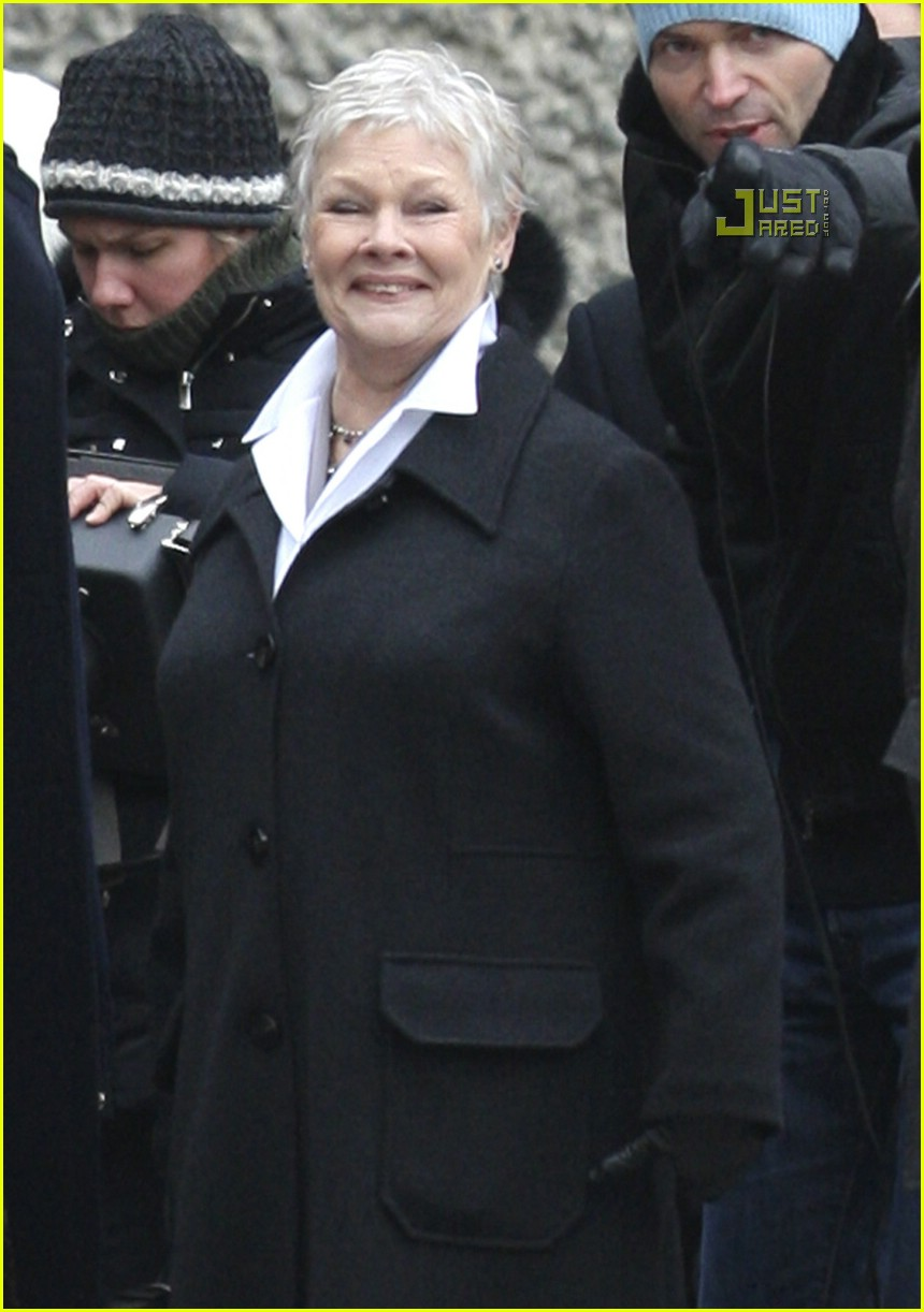judi dench bond 22 02831591