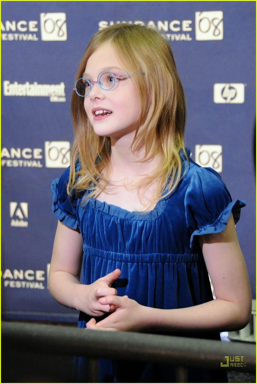 elle fanning sundance film festival 2008 23871961