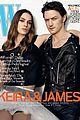 keira knightley james mcavoy w magazine 0