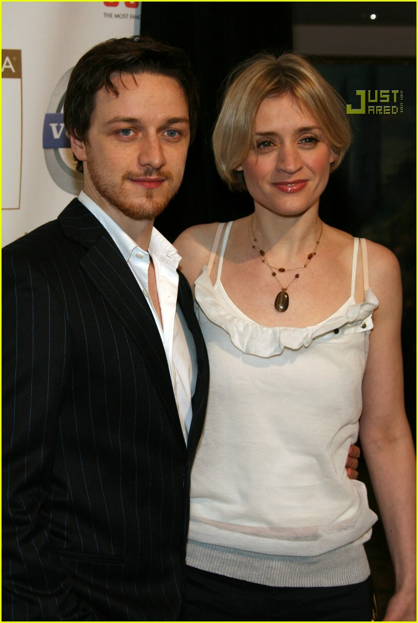 james mcavoy bafta tea party 03849901