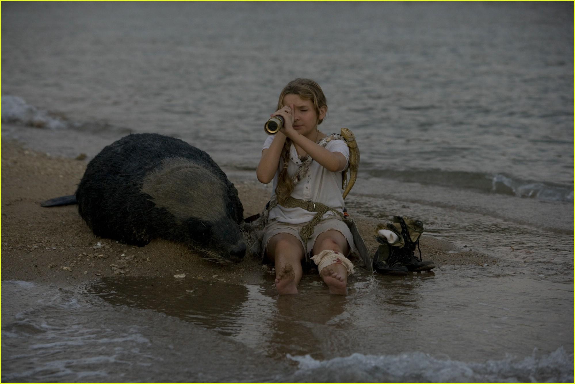 nims island movie stills 20