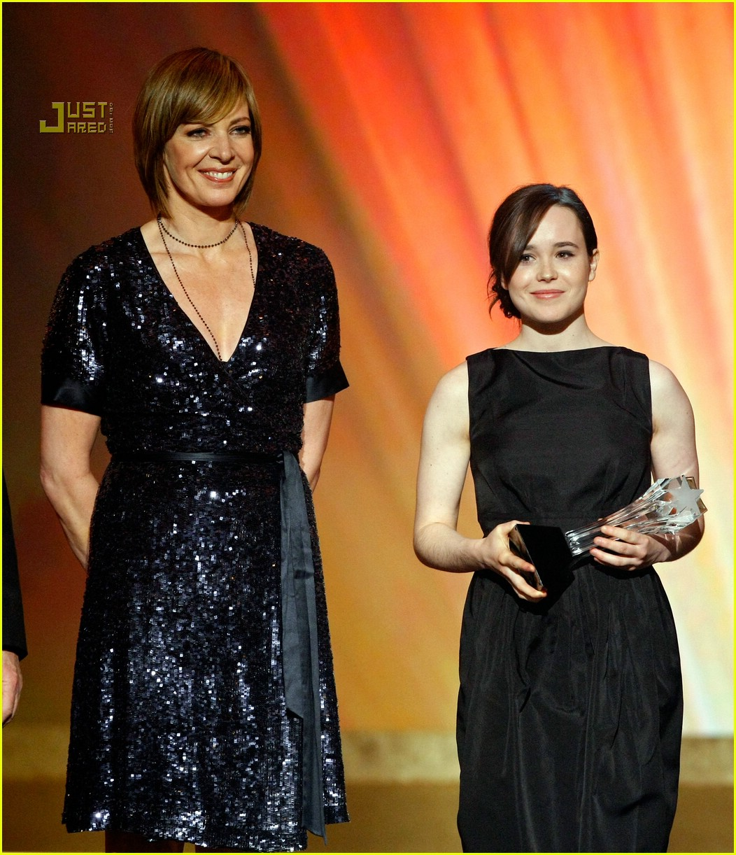 ellen page critics choice awards 2008 04837511