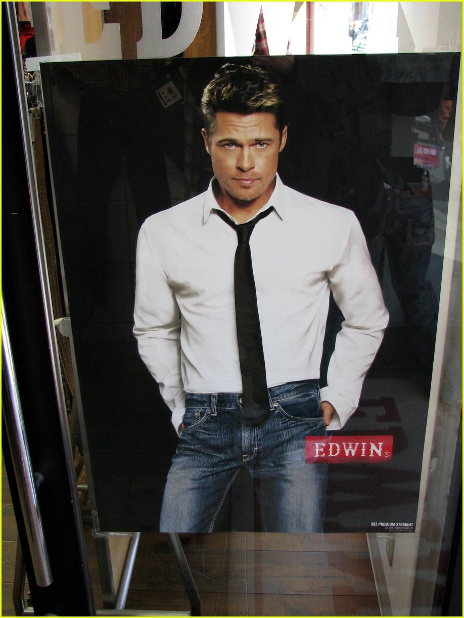 brad pitt edwin jeans 02
