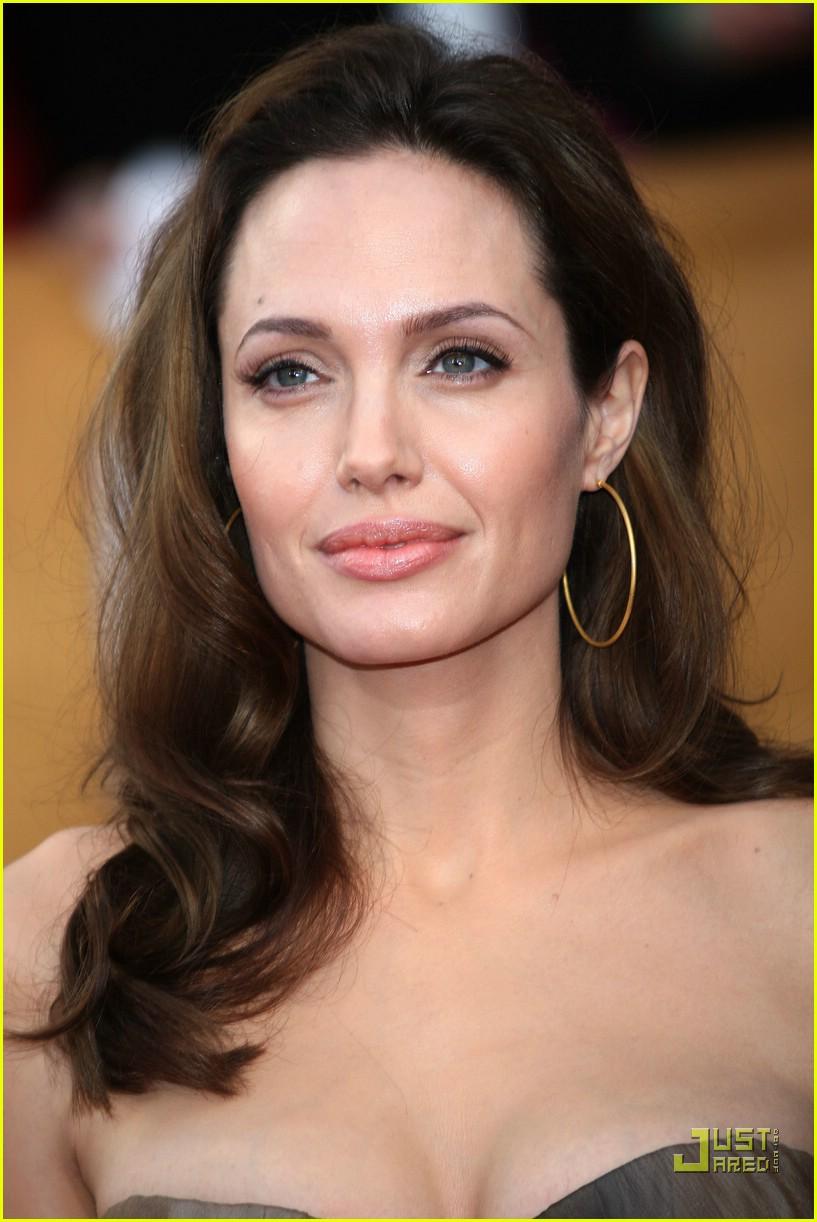 Angelina Jolie @ 2008 SAG Awards: Photo 887641 | Angelina ...