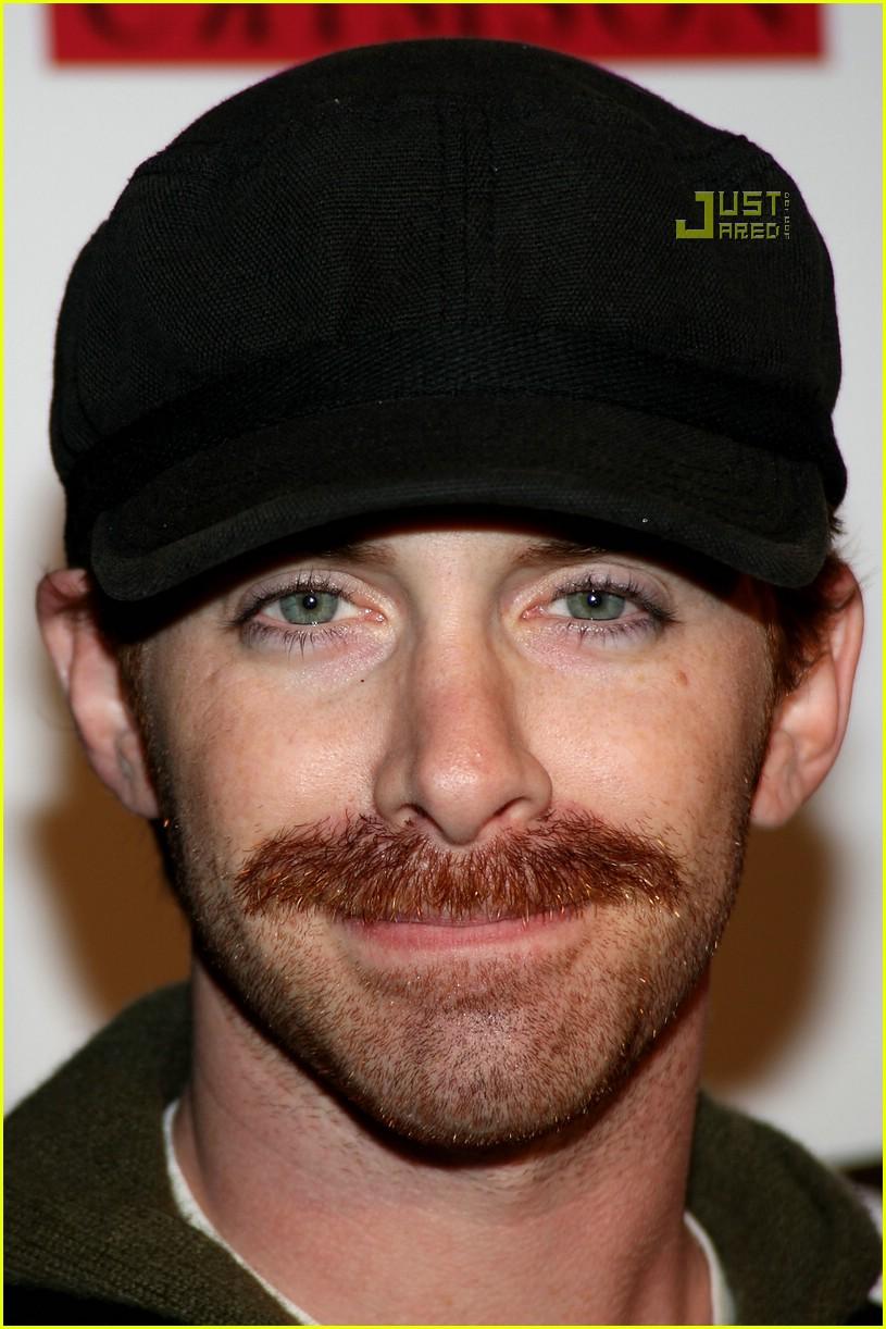 seth green mustache 01856101