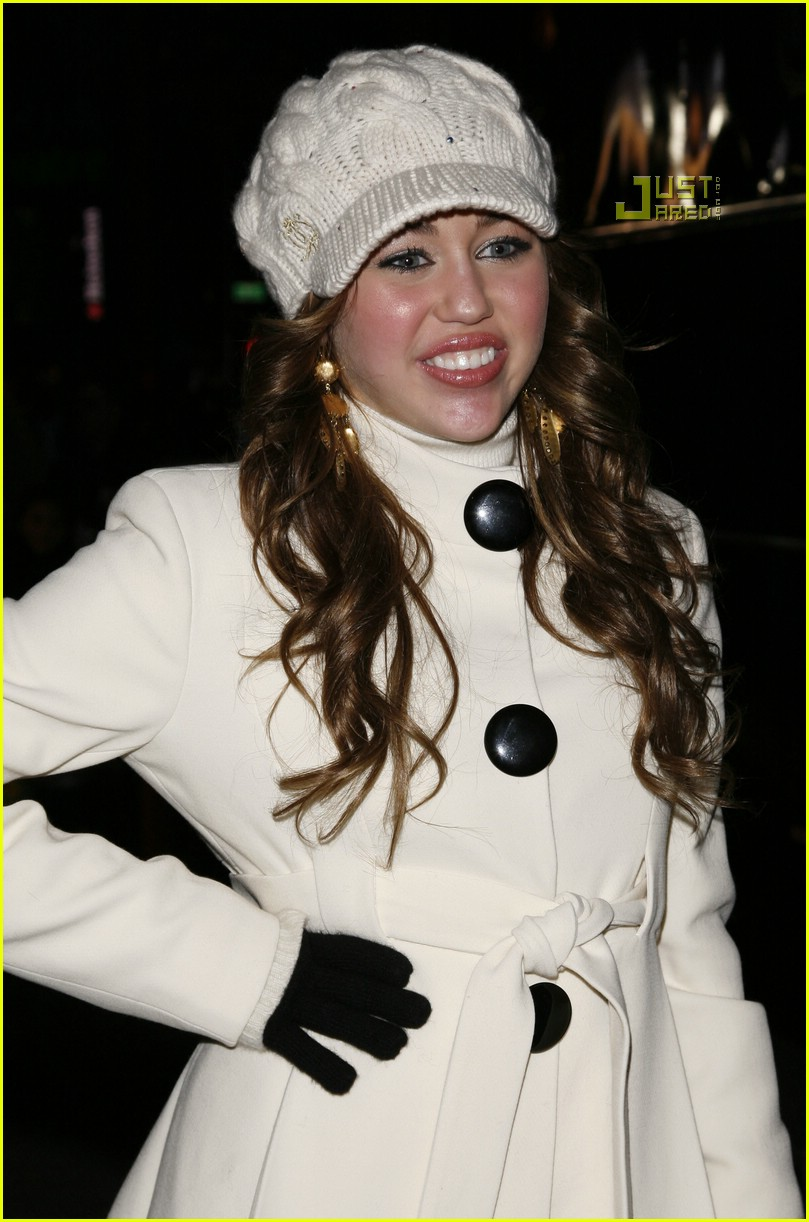 Smiley Miley Trumps Them All
