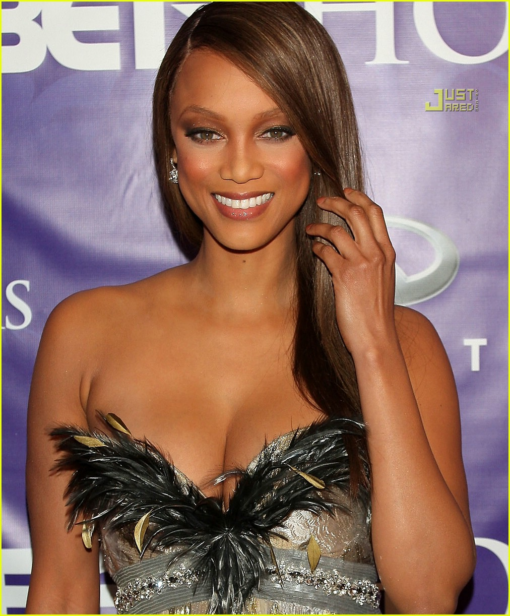 Tyra Banks Awards: Tyra Banks @ BET Honors 2008: Photo 848031