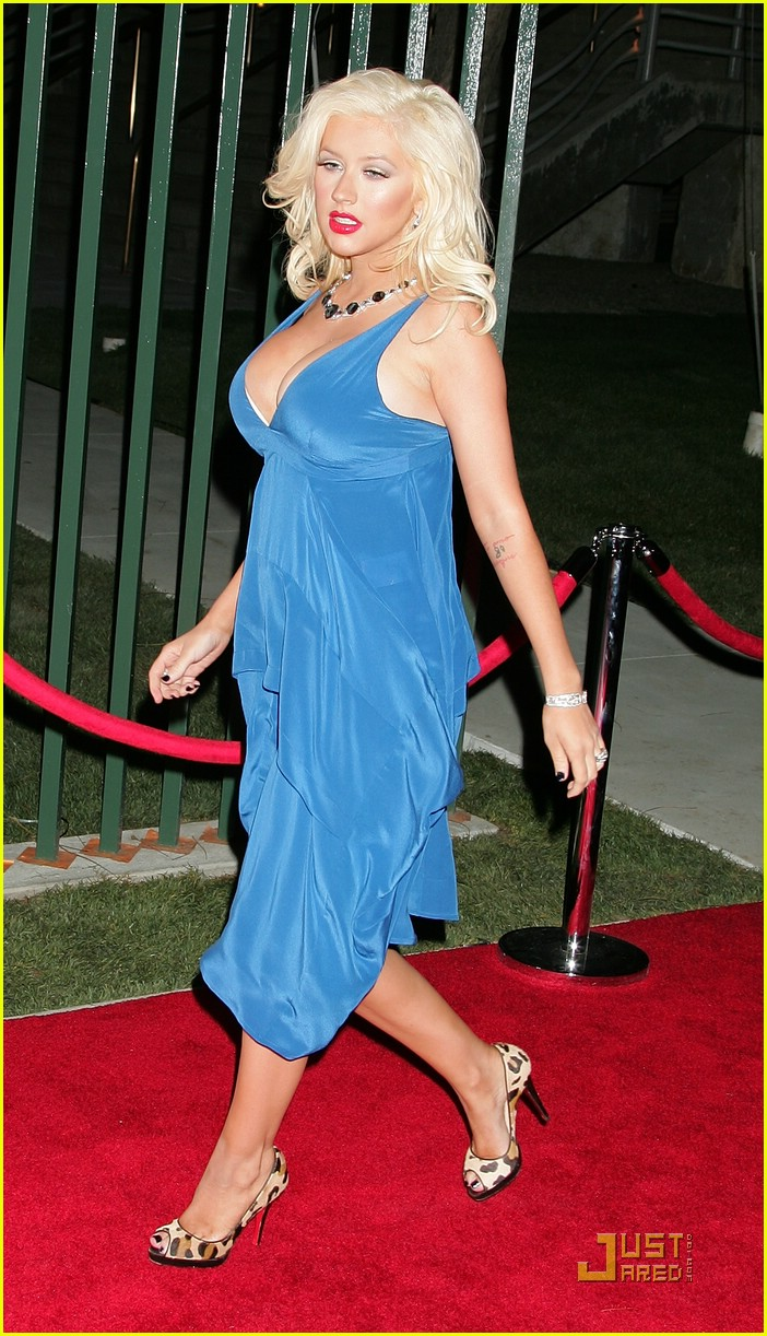 Full Sized Photo of christina aguilera post pregnancy 07 ... Christina Aguilera