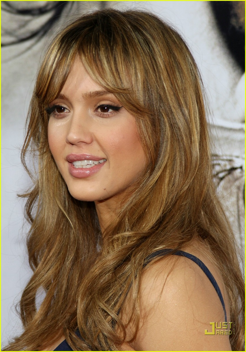 jessica alba the eye