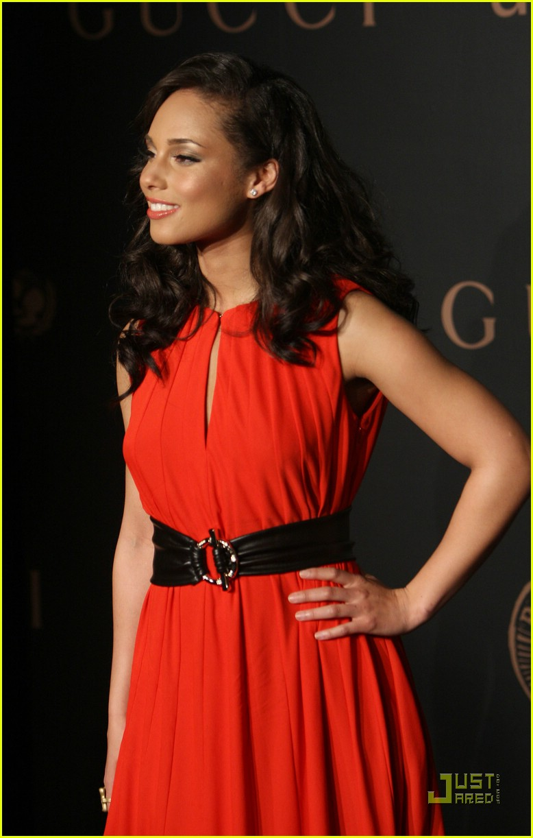 alicia keys grammys 2008 59922351