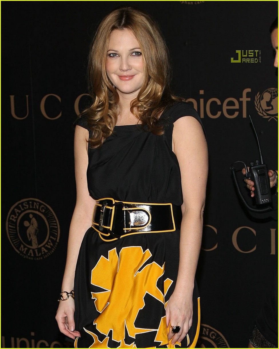 drew barrymore night to benefit raising malawai unicef 05913911