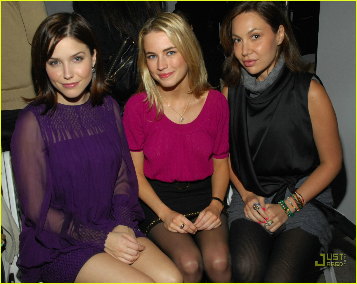sophia bush fashion week freak 20907781