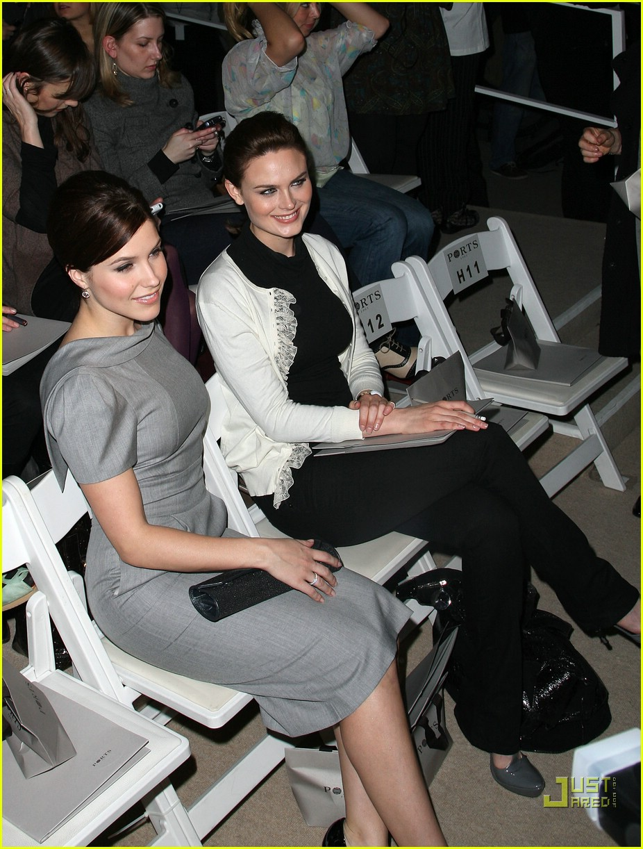 sophia bush fashion week freak 27907851
