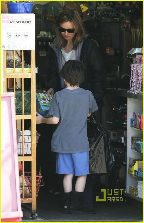 Calista Flockhart: Biography - Daily royal, celebrity ...