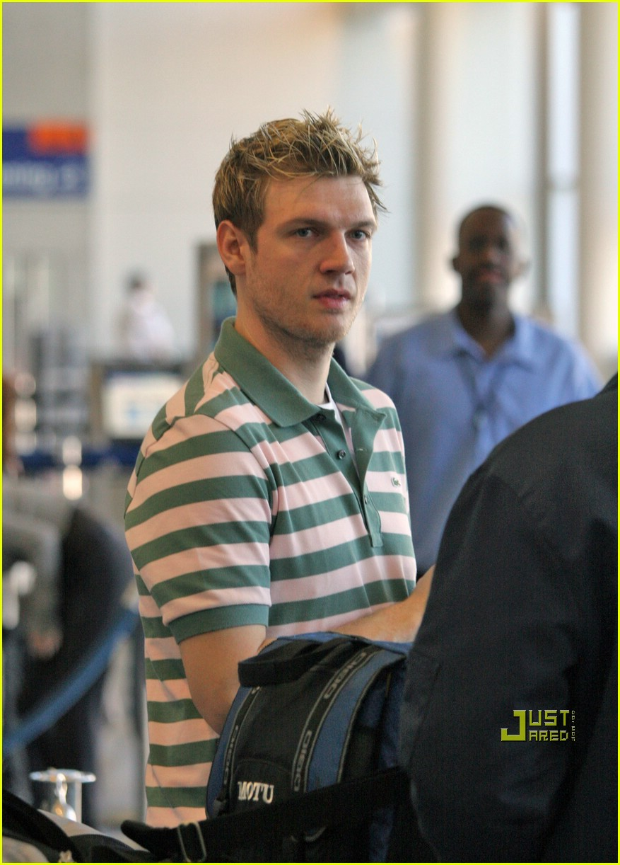 Nick Carter's Wedding May Be Televised