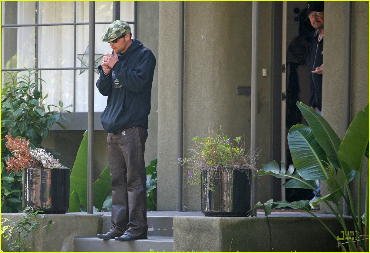 justin chambers road to recovery 06900021