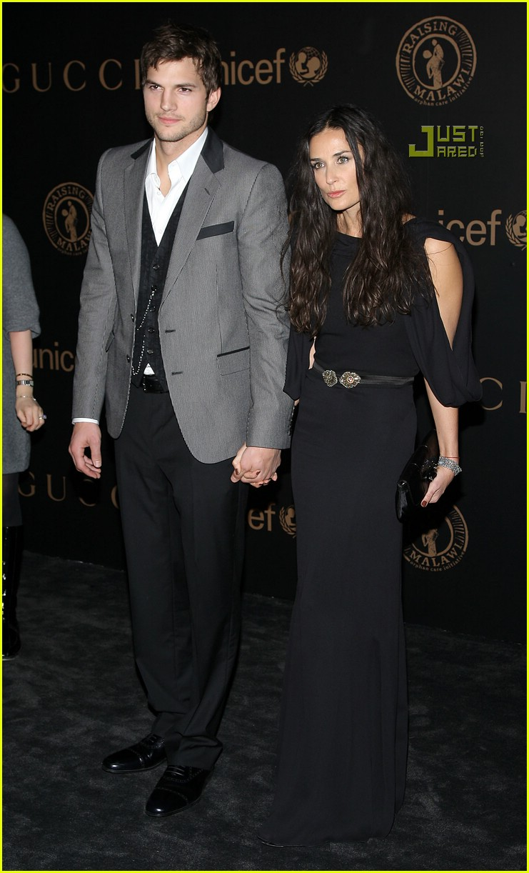 demi moore night to benefit raising malawai unicef 01