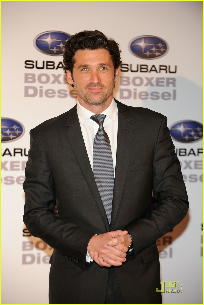 patrick dempsey motor man 24