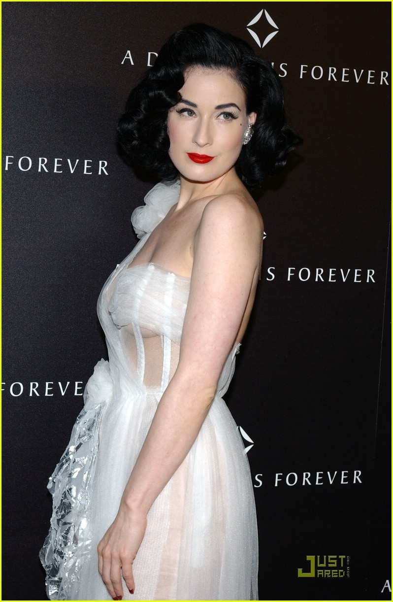 dita von teese diamond dinner 10949211