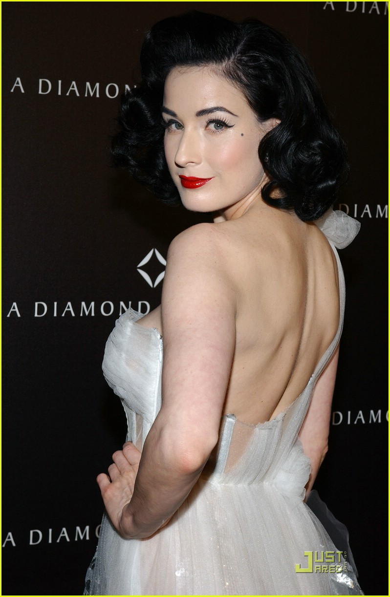 dita von teese diamond dinner 14949251