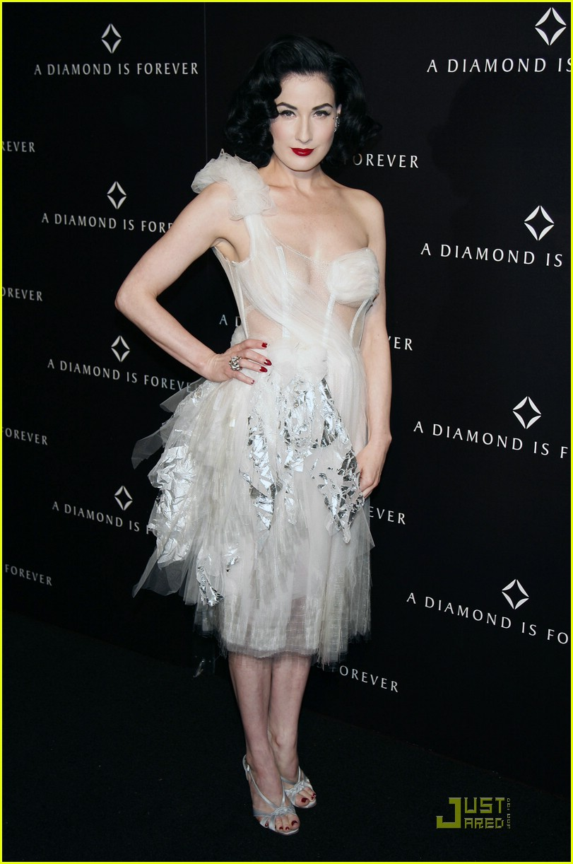 dita von teese diamond dinner 19949301