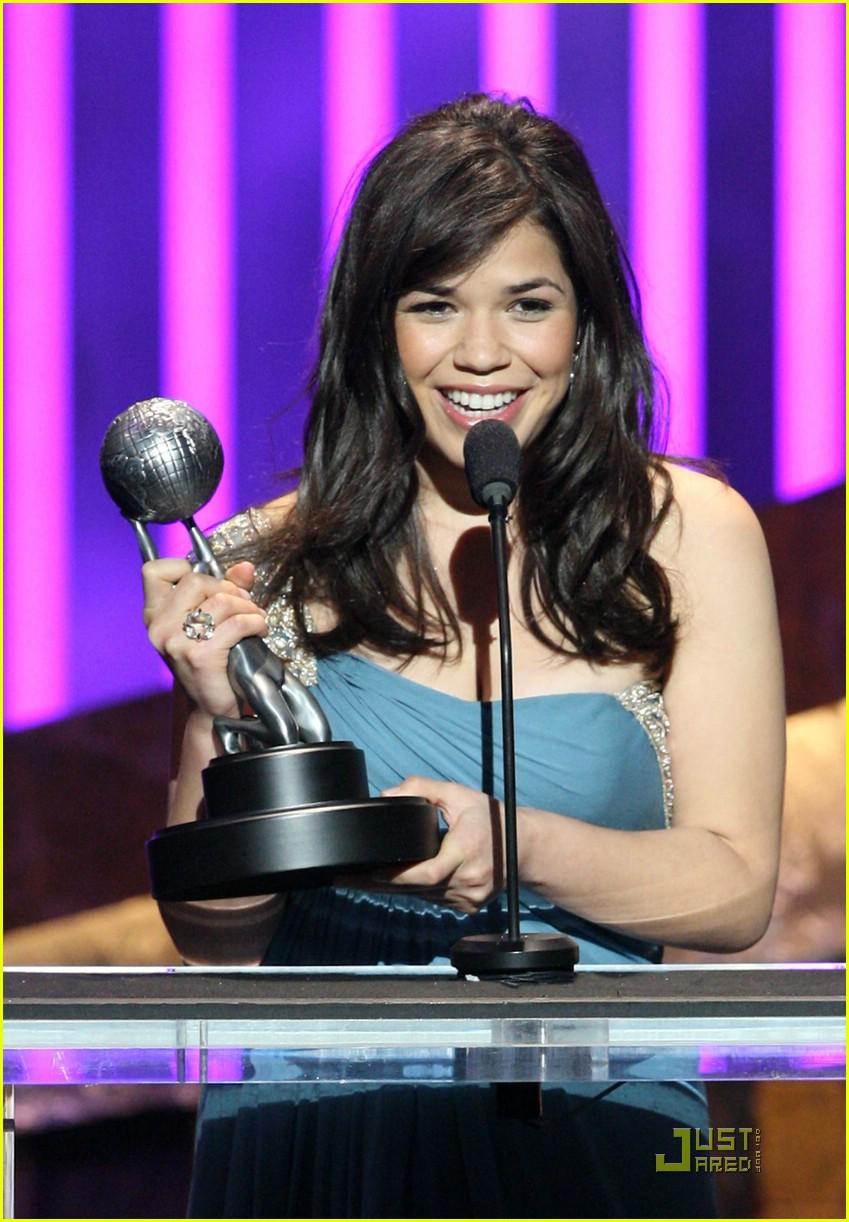america ferrera naacp awards 2008 41936371