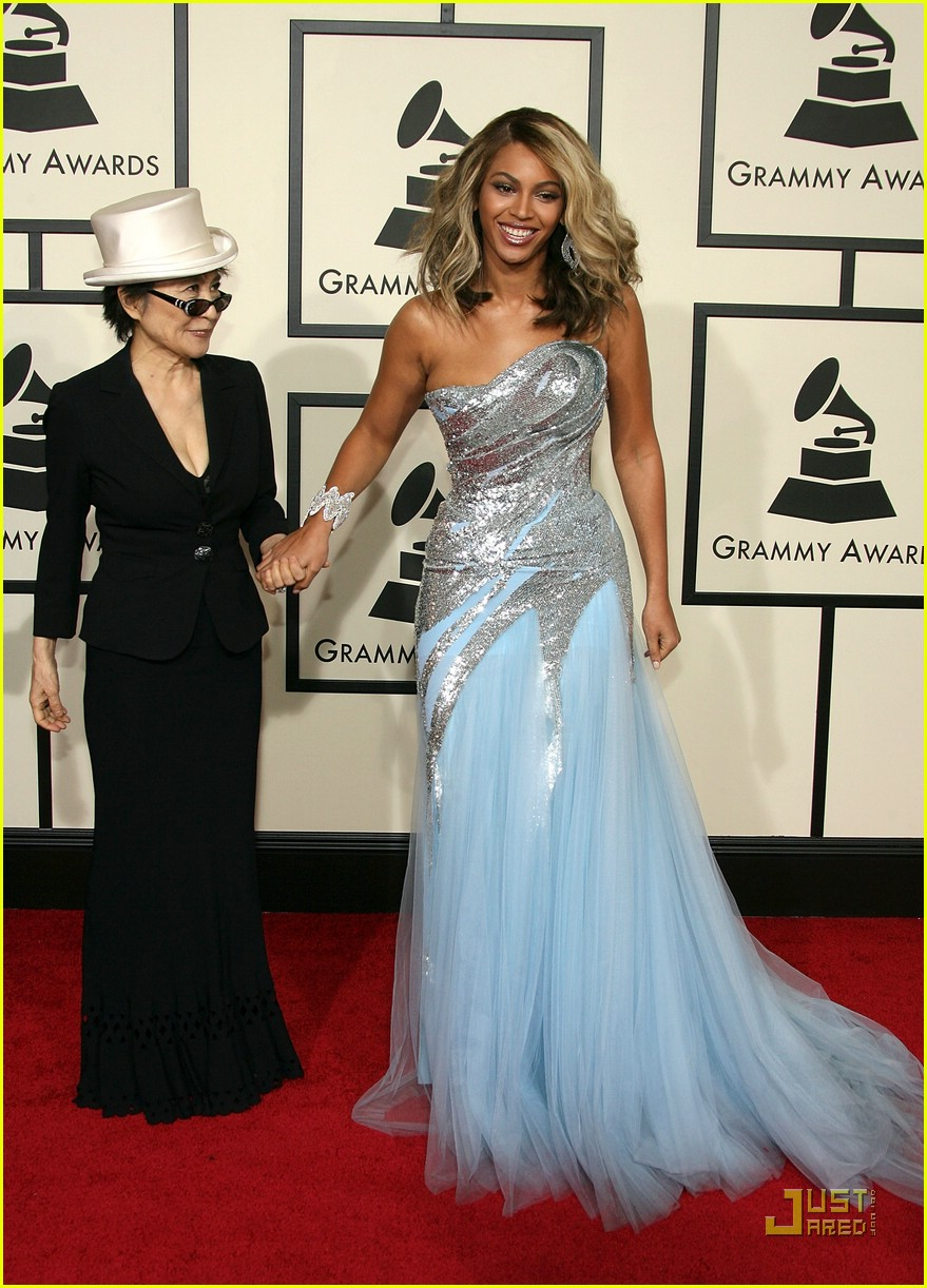 Beyonce @ Grammys 2008: Photo 922781 | Beyonce Knowles, Grammys 2008 ...