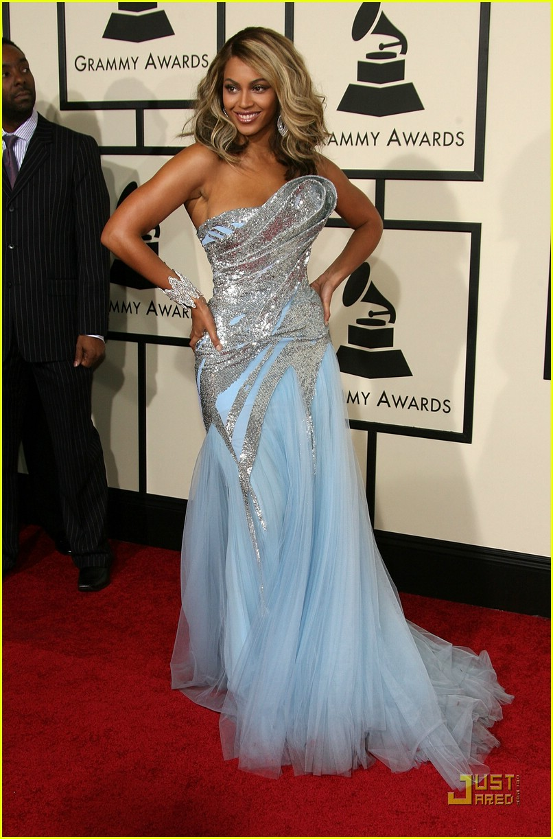 Beyonce @ Grammys 2008: Photo 922791 | Beyonce Knowles, Grammys 2008 ...