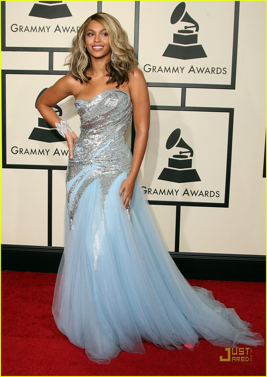 Beyonce @ Grammys 2008: Photo 922861 | Beyonce Knowles, Grammys 2008 ...