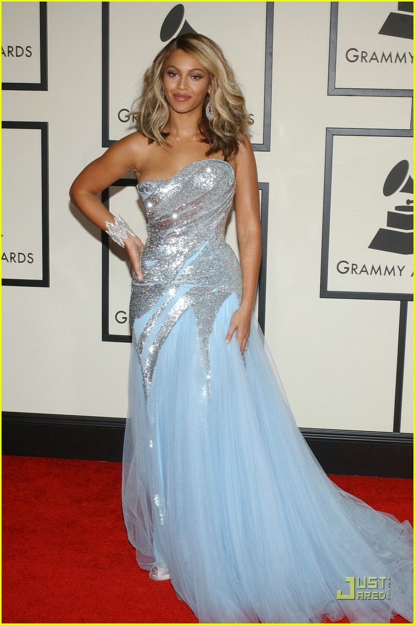 Beyonce @ Grammys 2008: Photo 922931 | Beyonce Knowles, Grammys 2008 ...